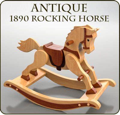 rocking horse images  pinterest rocking horses
