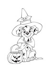 Disney Halloween Coloring Pages to Print