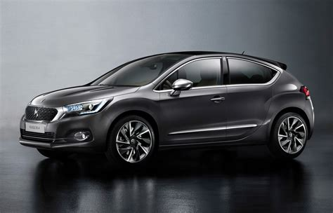 citroen ds 4 crossback 2016 citroen ds4 hatch ds4 crossback suv revealed ahead