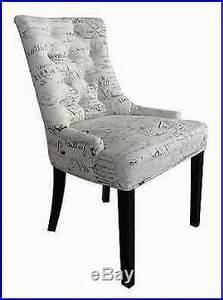 Chaise Fauteuil Avec Accoudoir : jeu de 2 set chaise salle manger salon avec accoudoir fauteuil lettres sup chaise salle a manger ~ Melissatoandfro.com Idées de Décoration