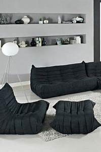davos modular sectional sofa canape d39angle modulaire With waverunner modular sectional sofa set 5 piece