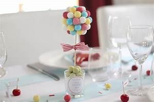 Décoration Table Bapteme Fille : deco bapteme personnalise ~ Farleysfitness.com Idées de Décoration