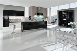 küche schwarz küche in schwarz hochglanz modell 5090 premio küche