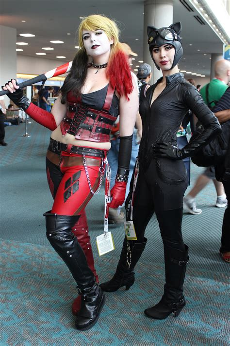 Harley Quinn And Catwoman The Absolute Best Cosplays