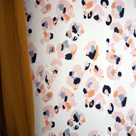 pink leopard print wallpaper  eleanor bowmer