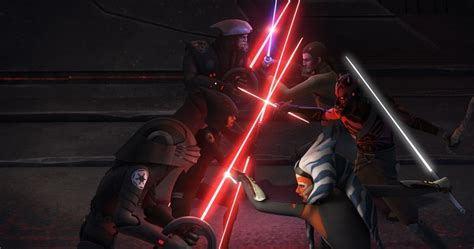 Every Lightsaber In Star Wars Rebels Ranked (& Who It ...