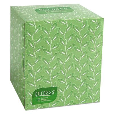 American Paper & Twine Co  Surpass® Facial Tissue