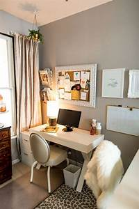 30, Beautiful, Home, Office, Design, Ideas, For, Small, Spaces