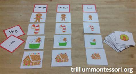 december printables trillium montessori