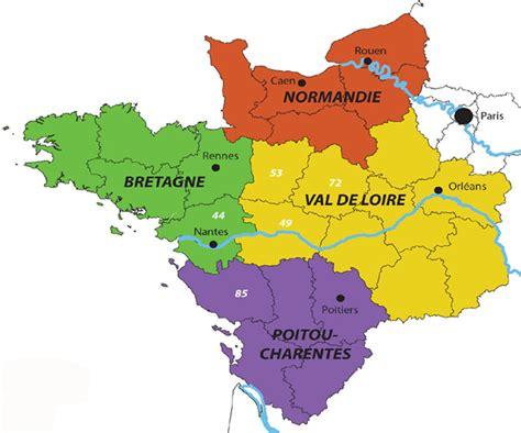 Carte Quart Nord Ouest by Plus Que Jamais Pour Une Bretagne R 233 Unie Commission