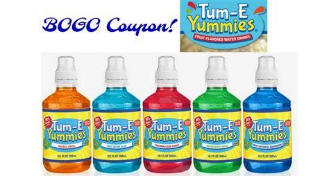 bogo tum  yummies drinks southern savers