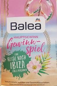 Dm Gutschein Wert : balea verlost reise nach ibiza kofferset bose soundbox dm gutschein hamsterrausch ~ Orissabook.com Haus und Dekorationen