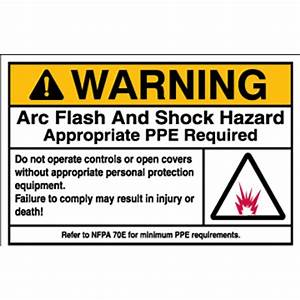 arc flash labels mitchell instrument company With arc flash decals