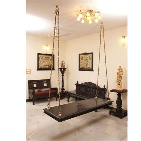 Indoor Swing Sofa by Indoor Swing Wooden Sofa Manufacturer From Bengaluru