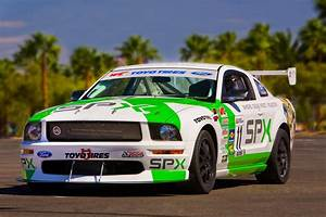 2008 FORD MUSTANG FR500S RACE CAR - 96567