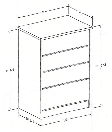 Rothman Bedroom Furniture by Standard Dresser Dimensions Bestdressers 2017