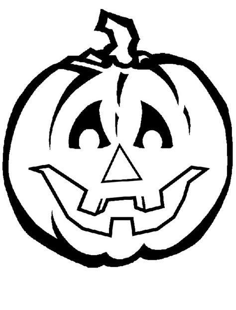 coloriage citrouille pour halloween vecteur dessin gratuit