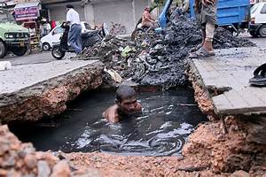 And You Thought You Had A Bad Job Indian 39sewer Diver