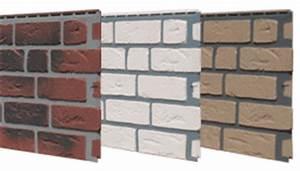 Fassadenverkleidung Steinoptik Aussen : klinkerfassaden aus kunststoff ~ Orissabook.com Haus und Dekorationen