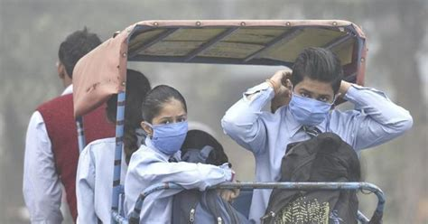 Letters to the editor: Readers' views on Delhi pollution ...