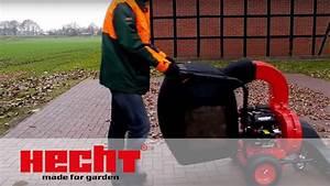 Laubsauger Benzin Stihl : hecht 8573 benzin laubsauger h cksler youtube ~ Orissabook.com Haus und Dekorationen