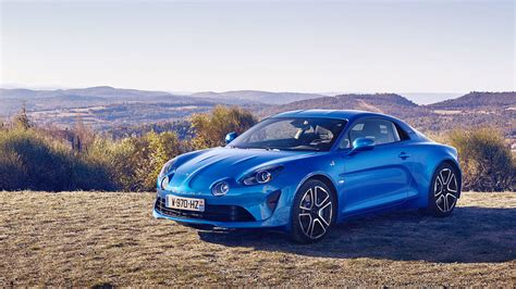 2018 Alpine A110 Wallpapers & Hd Images