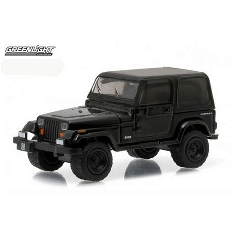 jeep bandit stock greenlight collectibles black bandit series troy s toys