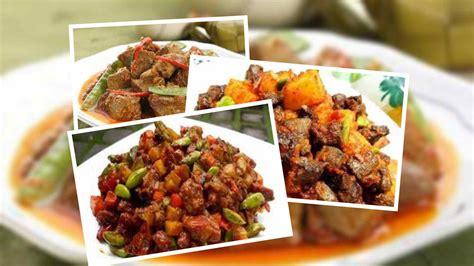 1 buah bawang bombay, potong dadu. Resep sambal goreng hati ayam ⋆ Jadiberkah.com