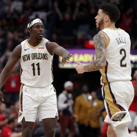 What a Jrue Holiday Trade Would Tell Us About Lonzo Ball ...