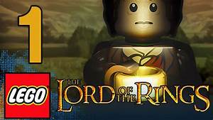 Lego Lord Of The Rings The Game Walkthrough Gameplay