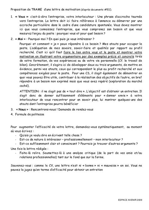 lettre motivation accroche 28 images lettre de motivation qui accroche employment