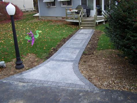 colored concrete walkways 28 images sted concrete walkway decorative concrete walkway