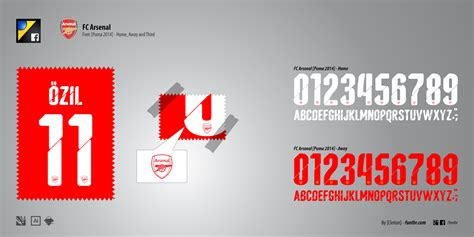 Download Arsenal Font Family