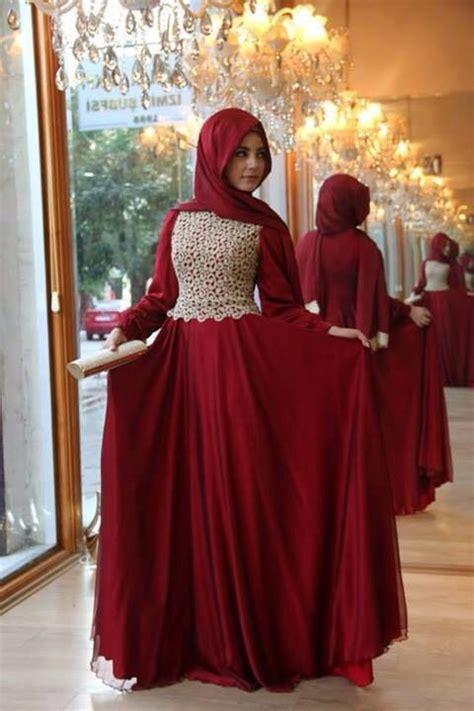 tips memilih baju pesta muslim   remaja