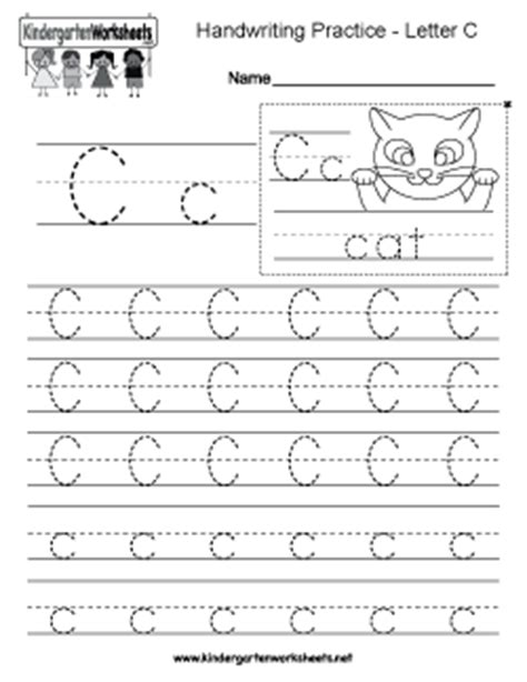 kindergarten writing worksheets learning  write