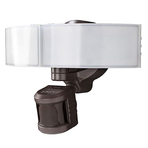 defiant lighting customer service 270 degree bronze led bluetooth motion outdoor security