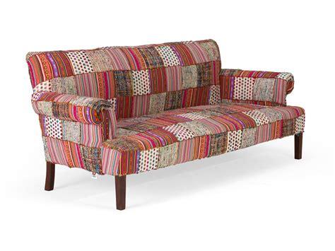 patchwork sofa florese  sitzer von massivumde