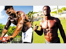 Le'Veon Bell Workout Highlights NFL Training Camp YouTube