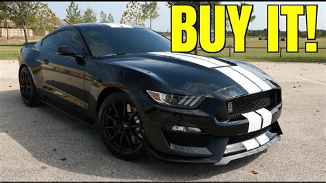 2017 Ford Mustang Shelby Gt350 Driving Review