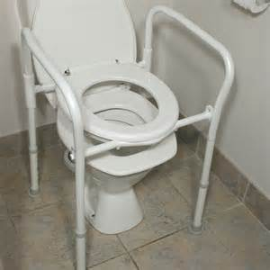 deluxe folding 4 in 1 toilet frame commode shower chair