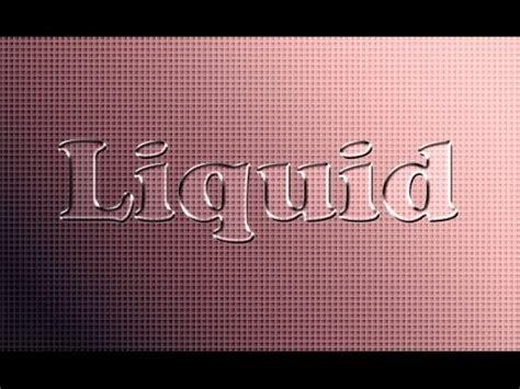 transparent text effect photoshop tutorial youtube