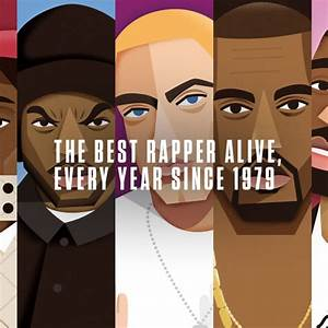 The Best Rapper Alive, Every Year Since 1979 | Complex CA