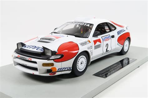 top marques collectibles toyota celica winner rac rally