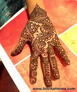 Top 10 Must Try Full Hand Henna Designs - HENNA TATTOO ...