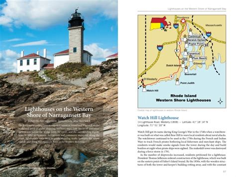 lighthouses  coastal attractions  southern