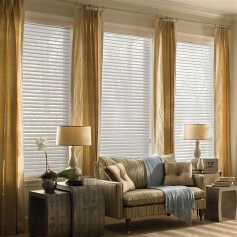 light filtering sheer shades  horizontal fabric