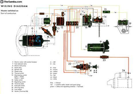 thesamba vw classifieds gas heater service manual eberspacher