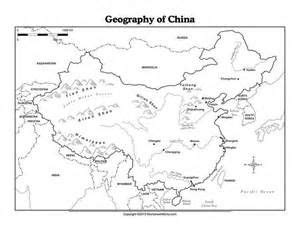 ancient china geography worksheet geography pinterest ancient china geography and worksheets