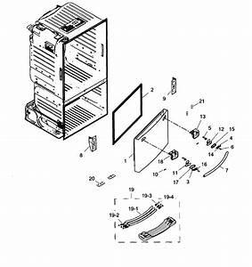 Samsung Rf261beaesr Diagram