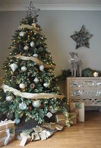 French, Country, Christmas, Tree